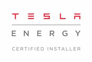 Tesla Energy Certified Installer
