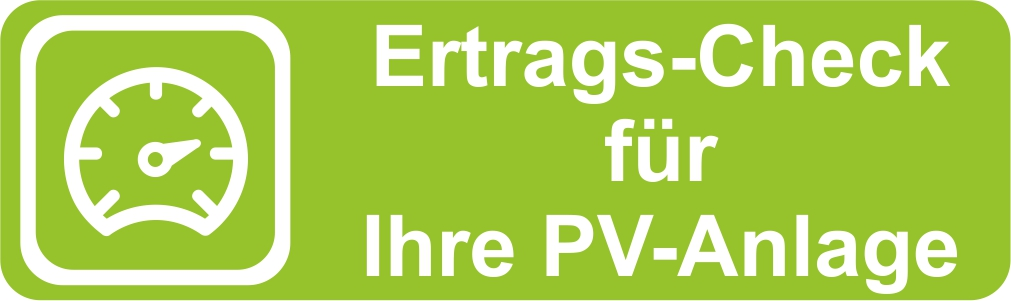 Ertrags-Check-Photovoltaik